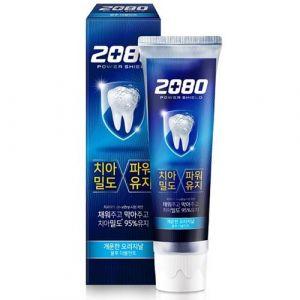 Зубная паста Супер защита с насыщенным вкусом Dental Clinic 2080 Power Shield Blue 120г