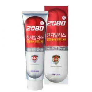 Зубная паста классическая Dental Clinic 2080 Aekyung 2080 Original 120г
