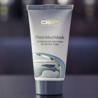 Грязевая маска для лица Mon Platin DSM Face Mud Mask 50мл