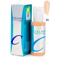 Тональный крем с коллагеном 3 в 1 для сияния кожи тон 13 Enough Collagen Moisture Foundation SPF15 100мл