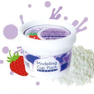Альгинатная маска с йогуртом, для интенсивного увлажнения Inoface Yoghurt Modeling Cup Pack 15 г