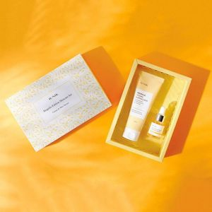 Витаминный набор для сияния кожи с прополисом iUNIK Propolis Edition Skincare Set 60 мл+15 мл