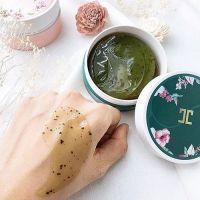 Гидрогелевые патчи с экстрактом зелёного чая JayJun Green Tea Eye Gel Patch 60шт