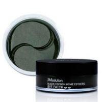 Омолаживающие патчи с экстрактом черного кокона JM Solution Black Cocoon Home Esthetic Eye Patch 60 шт