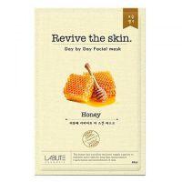 Питательная тканевая маска с медом Labute Revive the skin Honey 23 мл