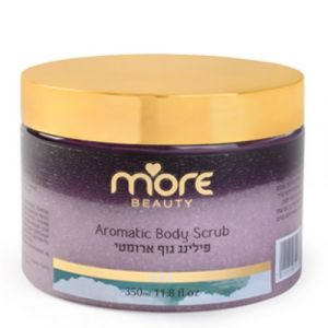 Ароматический скраб для тела «Лаванда» More Beauty Aromatic Body Scrub 350мл