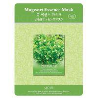 Тканевая маска с экстрактом полыни Mijin care Care Mugwort Essence Mask 23 г