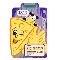 Тканевая маска с лифтинг-эффектом Mijin care Real Cheese Firming&Lifting Mask 23 г