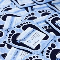 Питательная маска для ног с маслом ши Mijin care Premium Foot Care Pack 20мл