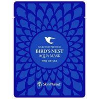 Тканевая маска с экстрактом ласточкиного гнезда Mijin care Selection Prestige Bird`s Nest Aqua Mask 25 г