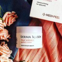 Антивозрастной лифтинг крем MEDI-PEEL Derma Maison Time Wrinkle Cream 50 г