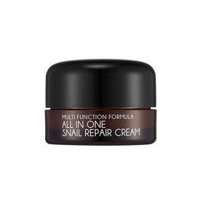 Восстанавливающий крем 92% улиточного муцина мини Mizon All In One Snail Repair Cream Mini 15 мл
