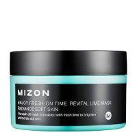 Увлажняющая маска для лица с экстрактом лайма Mizon Enjoy Fresh-on Time revital Lime Mask 100мл