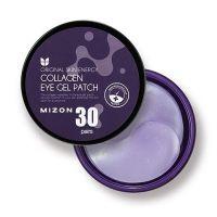 Гидрогелевые патчи с коллагеном Mizon Collagen Eye Gel Patch 60шт