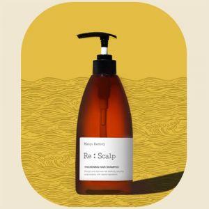 Глубоко очищающий шампунь Manyo Scalp thickening hair shampoo 500мл