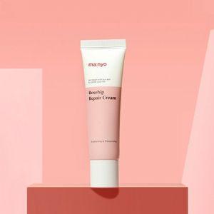 Восстанавливающий крем для лица с экстрактом шиповника Manyo Rosehip Repair Cream 50 мл