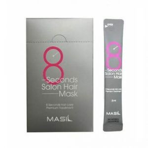 Восстанавливающая маска для волос (дорожный комплект) Masil Travel Kit 8 Seconds Salon 20х8мл
