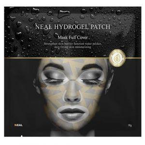 Гидрогелевая лифтинг-маска для лица с компрессионным эффектом Neal V-Shape Mask Hydrogel Patch Mask Full Cover 18 г