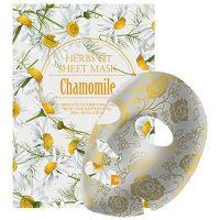 Увлажняющая тканевая маска с экстрактом ромашки Nohj Skin Maman Herbs Fit Sheet Mask Chamomile 25мл