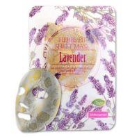 Успокаивающая тканевая маска с экстрактом лаванды Nohj Skin Maman Herbs Fit Sheet Mask Lavender 25мл