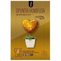 Питательная тканевая маска с экстрактом опунции Nohj Opuntia Humifusa Mask Nutrition 28г