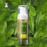 Очищающий мусс с зеленым чаем для жирной и комбинированной кожи NEOGEN Real Fresh Foam Green Tea 160 мл
