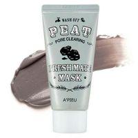 Очищающая поры маска с торфом A'PIEU Fresh Mate Peat Mask Pore Clearing 50 мл