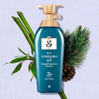 Шампунь против перхоти с маслом камелии RYO Ryo Dandruff Relief Shampoo 500мл
