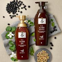 Шампунь «Черная фасоль» для укрепления волос RYO Hair Strengthener Shampoo 500мл