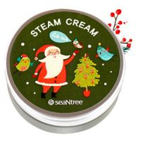 Паровой крем для лица с аргановым маслом SeaNtree Art Steam Cream 60г