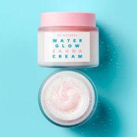 Увлажняющая крем-база с эффектом сияния кожи So Natural Water Glow Sauna Cream 100г
