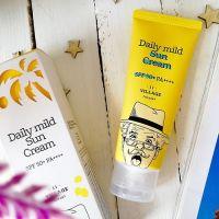 Ежедневный солнцезащитный крем SPF50+ PA++++ Village 11 Factory Daily Mild Sun Cream SPF50+ PA++++ 25мл