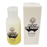Travel-Size Двухфазный гель-масло для душа с арганой Village 11 Factory Factory Relax-day Body Oil Wash 50мл