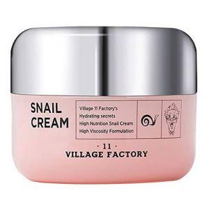 Travel-Size Антивозрастной крем с муцином улитки Village 11 Factory Snail Cream 20 мл