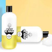Двухфазный гель-масло для душа с арганой Village 11 Factory Factory Relax-day Body Oil Wash 500мл