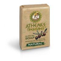 Athenas Treasures Натуральное оливковое мыло