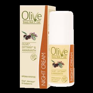Olive Beauty Medicare Ночной крем для лица OLIVE 30 мл.