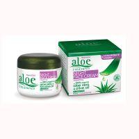 Aloe Treasures Ночной крем для лица с экстрактом Алоэ Aloe Treasures 50 мл