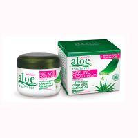 Aloe Treasures Скраб для лица Aloe Treasures на кремовой основе 50 мл