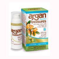 ARGAN TREASURES Крем-гель для глаз с эффектом лифтинга ARGAN TREASURES 30 мл