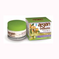 Argan Treasures Ночной крем для лица с арганой Восстанавливающий Argan Treasures 50 мл