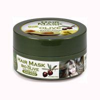 ATHENAS TREASURES Греческая маска для волос с авокадо и оливковым маслом ATHENAS TREASURES 200 мл