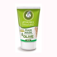 ATHENAS TREASURES Маска для волос Шелк ATHENAS TREASURES 100 мл (не смывается)