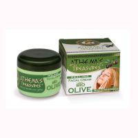 Athenas Treasures Скраб для лица с оливковым маслом и косточкой оливы ATHENA'S TREASURES 50 мл
