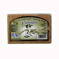 Knossos Мыло с листьями оливы