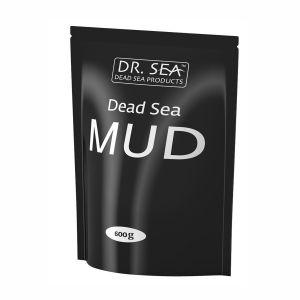 Грязь для лица, для тела, для волос Dr. sea (Доктор Си) Мертвого Моря (пакет) 600 мл