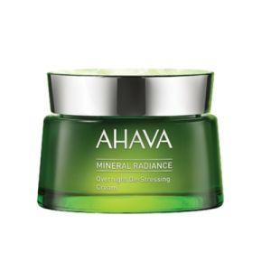 Крем для лица Ahava (Ахава) Минеральный ночной, придающий сияние и снимающий напряжение 50 мл
