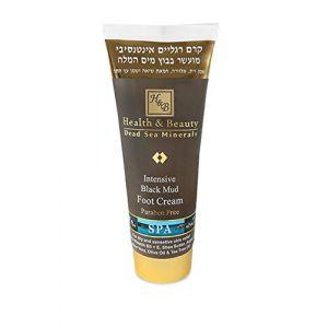 Крем для ног интенсивный Health & Beauty, на основе грязи Мёртвого Моря 100 мл